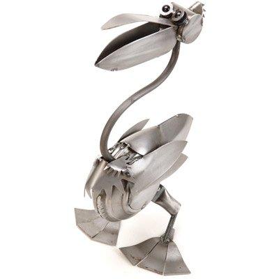 Pete the Pelican Sculpture Yardbirds Richard Kolb
