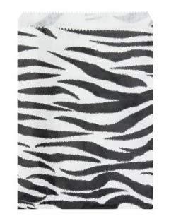 zebra merchandise bags - 8