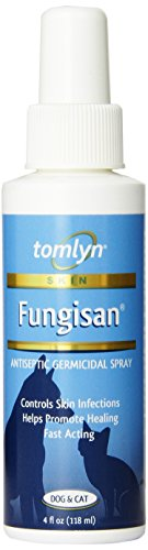 Vetoquinol Fungisan Antiseptic Germicidal Solution, 4-Ounce