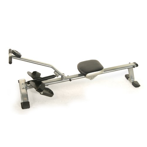 Stamina 35-0123 Inmotion Rower, Silver by Stamina (Image #1)