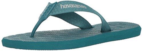 Havaianas Mens Nivået Sandal Flip-flop Petroleum