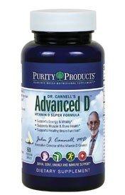 Avancée de vitamine Pureté Produits Dr Cannell D 60 Capsules