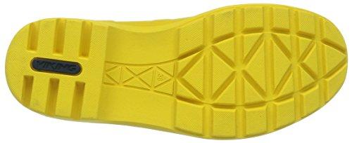 13 Viking giallo yellow Bassi Noble In Gomma Donna Stivali Giallo wBOfwq