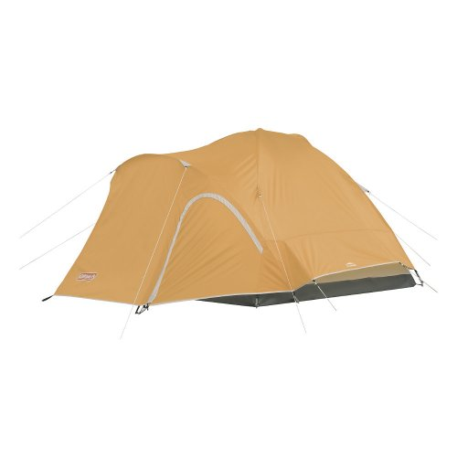 The Amazing Quality Coleman Hooligan 3 Tent - 8' x 7'