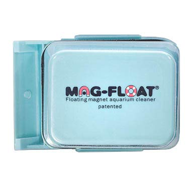 Mag-Float-360 Large Acrylic Aquarium Cleaner (w/Acrylic Scraper) by Mag-Float