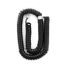 - Avaya 4600 IP Series Black 12 Foot Handset Cord