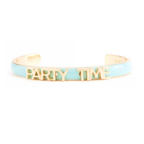 Ban.do Girl Talk Cuff Headband, Party Time by - Time Ban