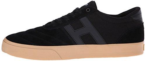 Huf Skate Shoes - Huf Galaxy Skate Shoes - Blac... BLACK/GUM