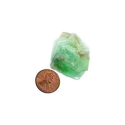 Green Calcite - Bulk Mineral: Toys & Games