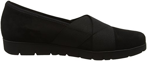 Negro on 622 Mujer 72 Gabor Slip Shoes w7YFvnqx4