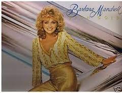 BARBARA MANDRELL - spun gold MCA 5377 (LP vinyl record)