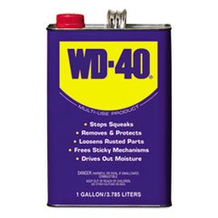 Wd-40 490118 WD40 GAL Multi Purpose & Master Painter Lubricant - Quantity 4 by WD-40 Company