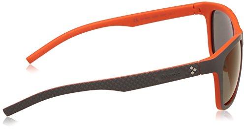 Red PLD Grey Sports Gris 7008 Sonnenbrille Polaroid Orange S g8q6Yw