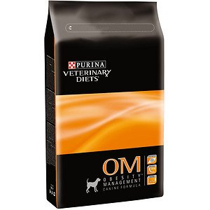 Purina OM Overweight Management Dry Dog Food 6 lbs