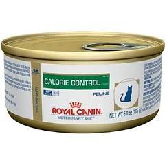 Royal Canin Veterinary Diet Feline Calorie Control Canned Cat Food 24/5.8 oz