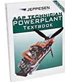 A&P Technician Powerplant Textbook, Jeppesen Sanderson, Inc. Staff, 0884872076