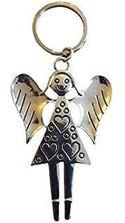 Personalised Beautiful Angel Guardian Angel Keyring Keychain In ... 861e3f7db