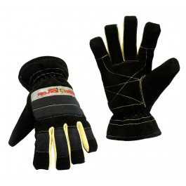 Protech-8 Fusion Structural Firefighting Glove, Large (Best Structural Firefighting Gloves)