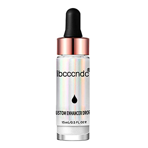 (BXzhiri Flawless Coverage Protective Makeup Brightening Long Lasting Concealer Natural Wear Liquid Foundation)