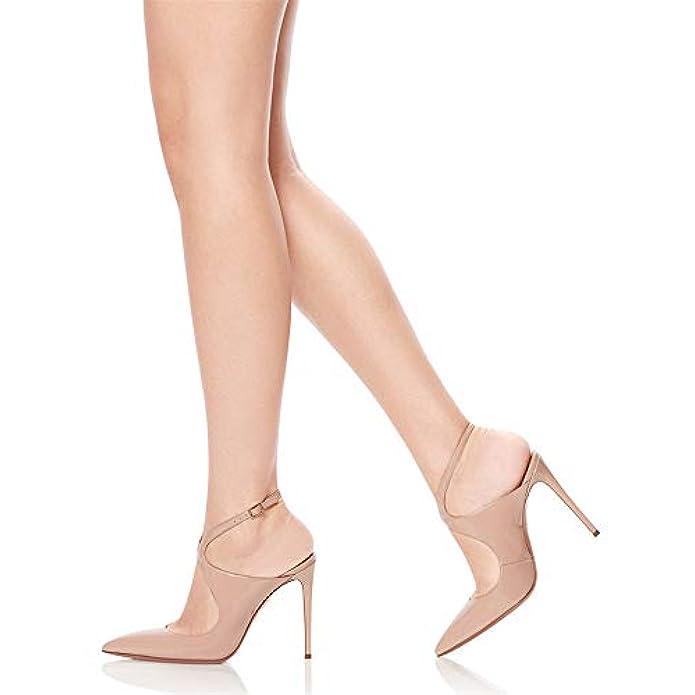 Yojdtd Alto Nude Sandali Donna Con Scarpe Tacco Donna Da 45