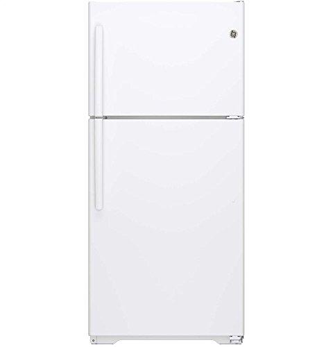 GE GTE18ITHWW White Freezer Refrigerator