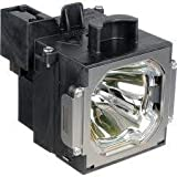Sanyo PLC-XM150 replacement projector lamp bulb with housing - High quality replacement Lamp