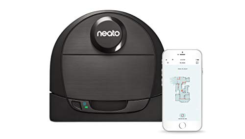 Neato Robotics D6 Vacuum, Black