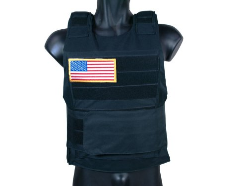 MetalTac Airsoft Tactical Vest Navy style Body Protection