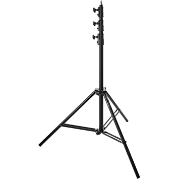 Impact Heavy Duty Light Stand ...  sc 1 st  Amazon.com & Amazon.com : Impact Heavy Duty Light Stand Black - 13u0027 (4m ... azcodes.com