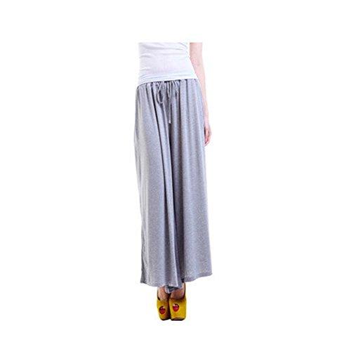 うっかりモディッシュ数字Cozy Maker(C&M)ガウチョパンツ レディース パンツ ワイド スカーチョ スカンツ ボトムス ゆったり ウェストゴム ロング シンプル フリーサイズ
