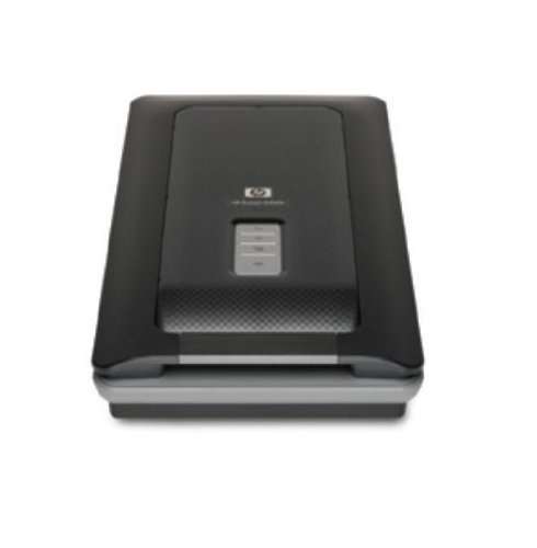 HP Scanjet G4050 High-Speed USB Photo Scanner, 4800 x 9600dpi (Renewed)