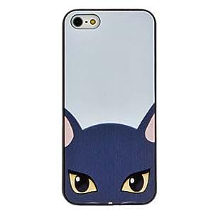 comprar Caso duro del patrón del gato para el iphone 5/5s