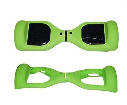 Verde Silicona Caso Arañazos Protector Wrap Cubierta de Goma ...
