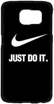 Nike Logo – Hulle Funda, Samsung Galaxy?S7 Logo de Nike Hulle Funda, Nike Just Do It Funda Estuche de TPU Protector para Samsung Galaxy?S7, Logo de Nike Hulle: Amazon.es: Electrónica