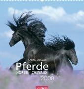 Weingarten-Kalender Pferde 2008