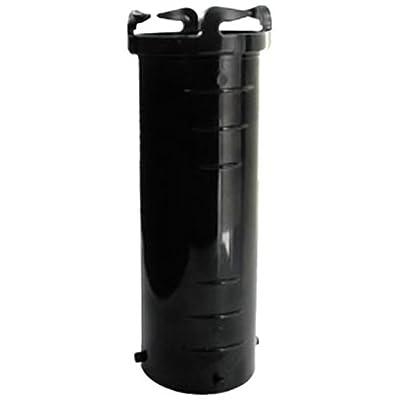"Valterra T1022BK Hose Adapter - 10"" Sewer Drain Extension, Black: Automotive"