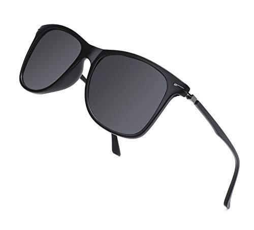 sunglasses (P6090-M BLACK GUN MIRROR REVO)