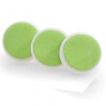 Nail Clipper Replacement (ZoLi Buzz B. Baby Nail Trimmer Replacement Pads Green (6+ - 12 Months) - 3 Per Set)