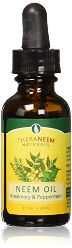 Organix South Neem Oil, Rosemary and Peppermint, 1 Ounce