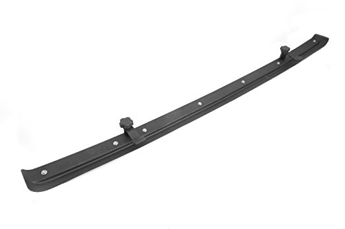 - Rugged Ridge 13308.06 Stamped Steel Windshield Header