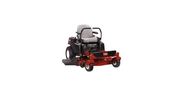 Amazon.com: Toro timecutter mx4250 42 en. Fab 24.5 Hp V-Twin ...