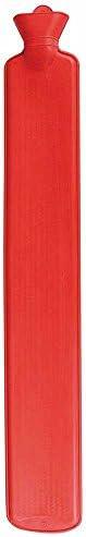 Sänger 2 Liter Natur-Gummi-Wärmflasche Longi Wärmekissen, extra lang, 77cm, ohne Bezug