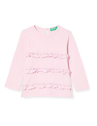 United Colors of Benetton (Z6ERJ) T-shirt voor meisjes M/L