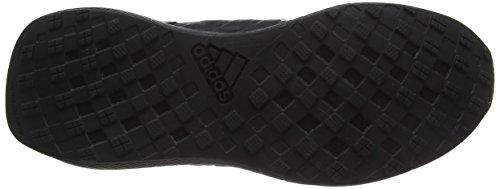 adidas Unisex-Kinder RapidaRun K Laufschuhe Mehrfarbig (Negbas/Negbas/Negbas)