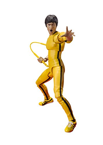 Bandai Tamashii Nations S.H. Figuarts Bruce Lee  Action Figu