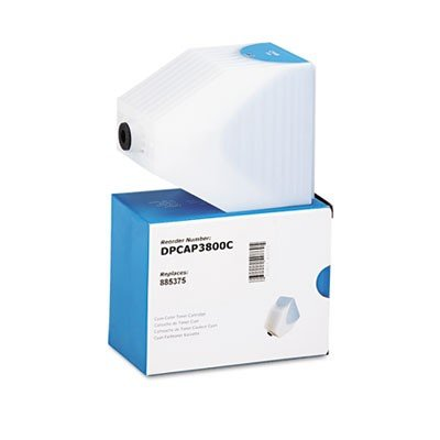 - 885375 (Type 105) Premium Compatible Savin Toner Cartridge, 10000 Page-Yield, Cyan