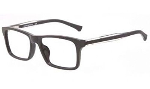 Emporio Armani EA 3002F Men's Eyeglasses Black - Men Glasses For Emporio Armani