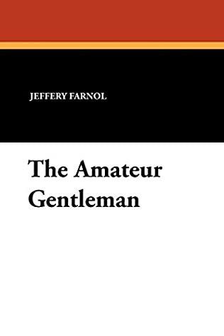 book cover of The Amateur Gentleman
