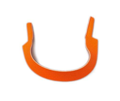 Banda o gafas para de con sin universal estilo Naranja estampado deportivo 0r0Pq