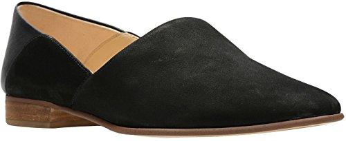 CLARKS - Womens Pure Tone Shoe, Size: 5.5 B(M) US, Color: Black Combi